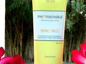 Photostable Sunscreen Review Best Oily Skin