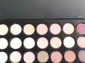 Bornprettystore Colors Makeup Natural Warm Eyeshadow Palette Review Swatches