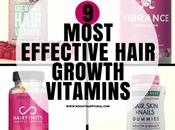 Best Hair Growth Vitamins Natural