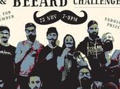 Second Annual Moustache Beeard Challenge Strange Fellows Brewing