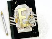 Maggie Holmes Design Team Altered Notebook