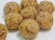 Bake Oats Peanut Ball/Ladoos(Step Step with Photos)