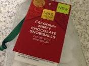 Marks Spencer Minty Chocolate Snowballs