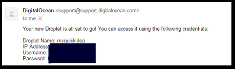 How to Transfer Digital Ocean Droplet from One Account to Another?
