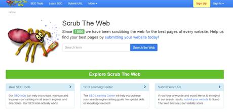 scrubtheweb