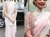 Best Sonam Kapoor Hairstyles Indian Wedding Festive Season