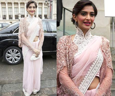 Best Sonam Kapoor Bun Hairstyles For Indian Wedding And Festive