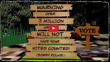 Greg Palast and the Presidential Recount