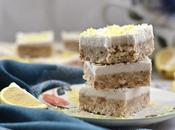 Paleo Lemon Coconut Cheesecake Bars (Paleo, Gluten Free, SCD, GAPS, Vegan)