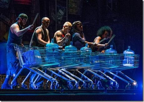 Review: STOMP (Broadway in Chicago, 2016)