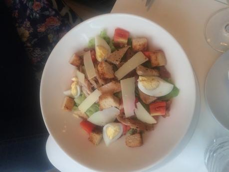 Foodie Chronicles    La Spiga at Le Maison Fahrenheit