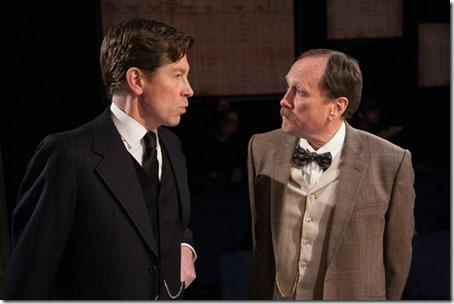 pygmalion colonel pickering Colonel pickering peter francis james professor henry higgins santino fontana mrs pearce patti perkins  pygmalion 2018 a shaw concert at the players.