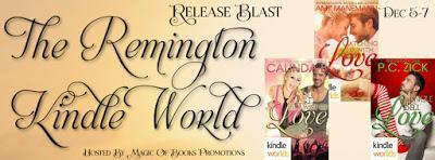 Melissa Foster's Remington Kindle Worlds Holiday Romances, Part 1