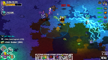 Crashlands- screenshot