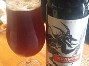 Krampus Belgian Dubbel Strange Fellows Brewing