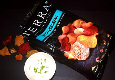 Terra Exotic Vegetable Chips