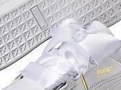 Shoe PUMA's All-New Basket Heart Sneakers
