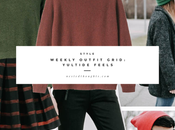 Weekly Outfit Grid: Yultide Feels