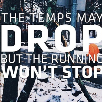 Cold Weather Running Motivation - How to Get Out the Damn Door