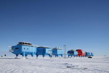An Antarctic Base is Being Relocated Because of Massive Crack