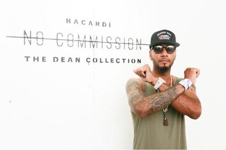 THE DEAN COLLECTION X BACARDÍ® PRESENT NO COMMISSION: LONDON
