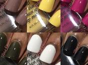 Nail Colors Winter Collection