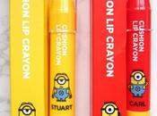Review Swatches: Missha Minions Cushion Crayon