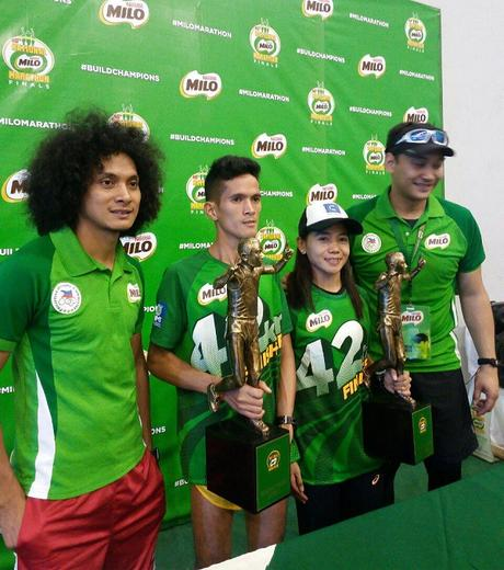 40th National MILO Marathon National Finals