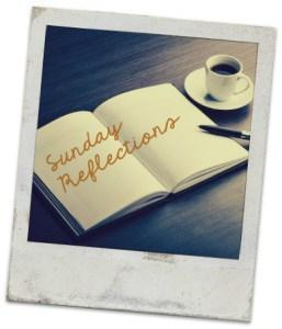 Sunday Reflections Button