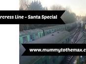 Watercress Line Santa Special