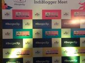 Colorful Fun-filled Afternoon: #BergerXP IndiBlogger Meet