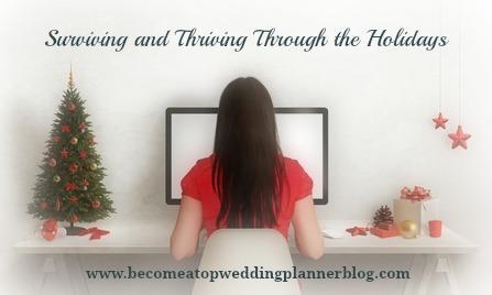 How Wedding Planners Can Survive and Thrive Through the Holidays