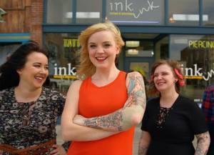 TLC Tattoo Girls