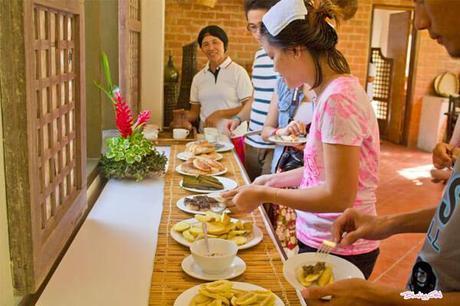 Snacks served at the Farmhouse in Aloguinsan Cebu | Blushing Geek