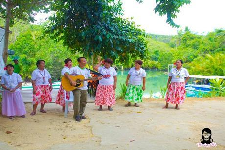 Welcome song when you arrived at Bojo River Cruise | Blushing Geek
