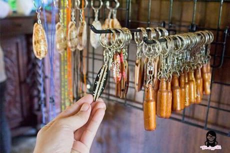 Keychains at the Farmhouse in Aloguinsan Cebu | Blushing Geek