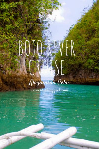 Bojo River Cruise in Aloguinsan Cebu | Blushing Geek