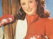 1940s Winter Fashion Barbara Stanwyck