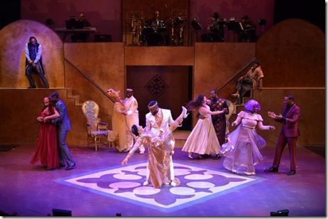 Review: The Other Cinderella (Black Ensemble Theater, 2016)