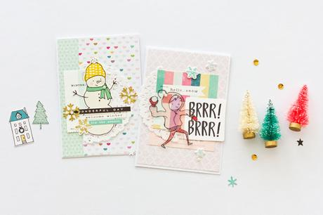 Crate Paper : Christmas Cards