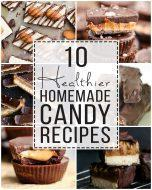 10 Healthier Homemade Candy Recipes