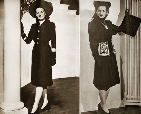 1940s-Fashion---Maureen-O-Hara-Winter-Style-1941