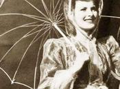 1940s Winter Fashion Maureen Hara 1941