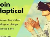 Haptical, Virtual Reality Subscription Service