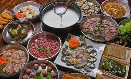 Cantonese Hot Pot | Mint Mocha Musings