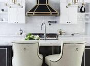 Home Decor Inspiration Behind French Modern Kitchen