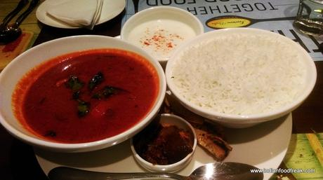 Fusion Bistro, Kailash Colony, Delhi: World Cuisine Served Well