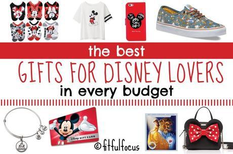 The Best Gifts For Disney Lovers In Every Budget