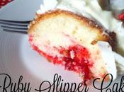 Ruby Slipper Cake