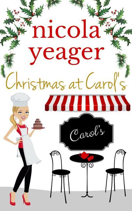 Christmas is on the menu at Carol's whether she likes it or not!